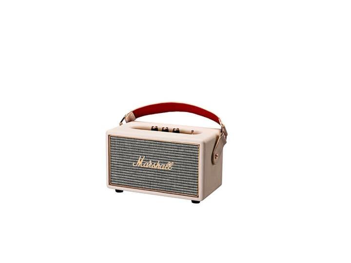 Kilburn - Cream Haut-parleur Bluetooth Marshall 772819800000 Photo no. 1
