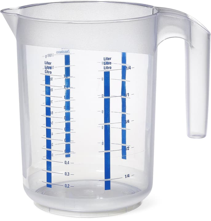 Bicchiere graduato Rotho 702146000000 N. figura 1