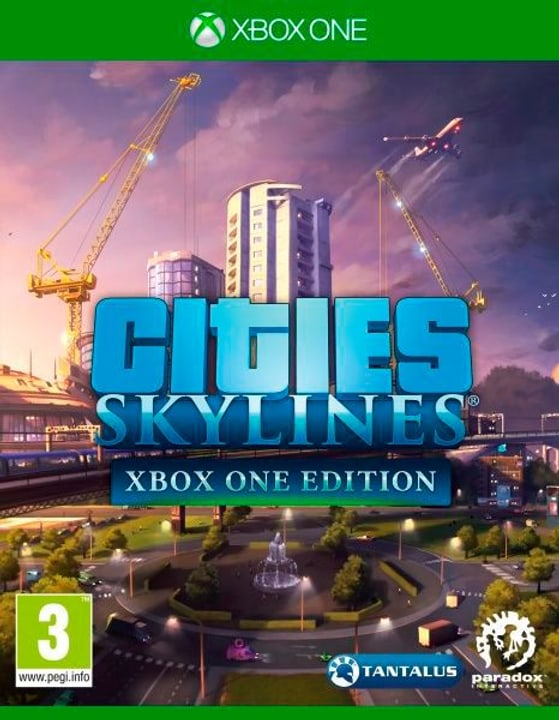 Xbox One - Cities: SkylinesI Physique (Box) 785300122152 Photo no. 1