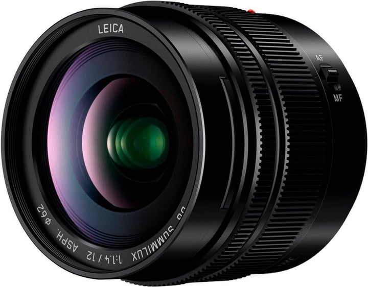 Leica DG 12mm/ 1.4 Obiettivo Obiettivo Panasonic 785300126050 N. figura 1