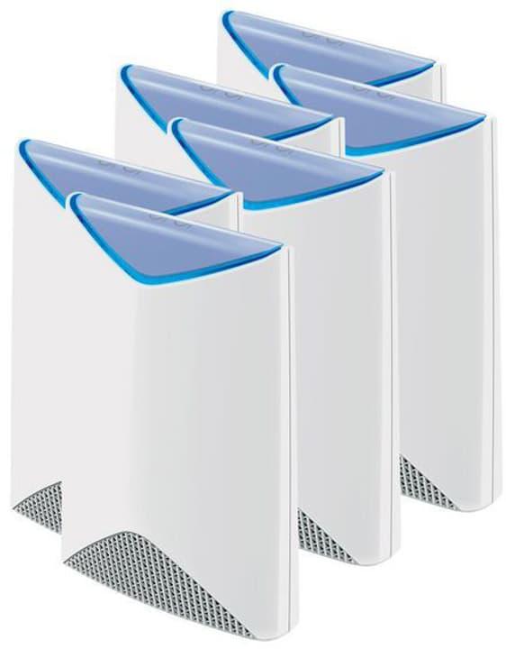 Netgear Orbi Pro SRK60B06-100EUS AC3000 Tri-Band MESH-WLAN-System Système MESH Wifi Netgear 785300144066 Photo no. 1