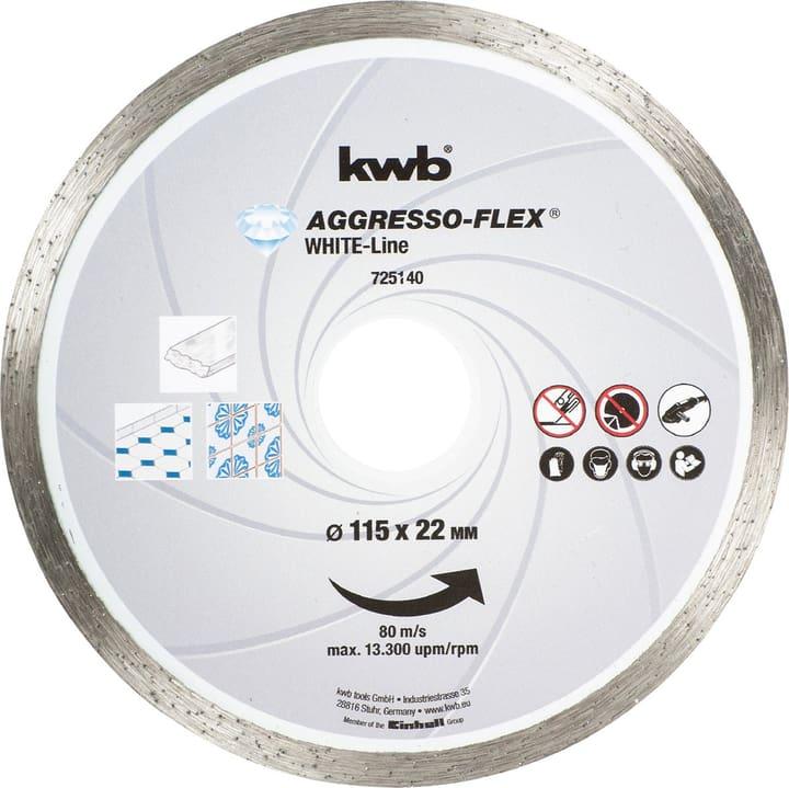 Mole da taglio White-Line DIAMANT, ø 115 mm kwb 610520600000 N. figura 1