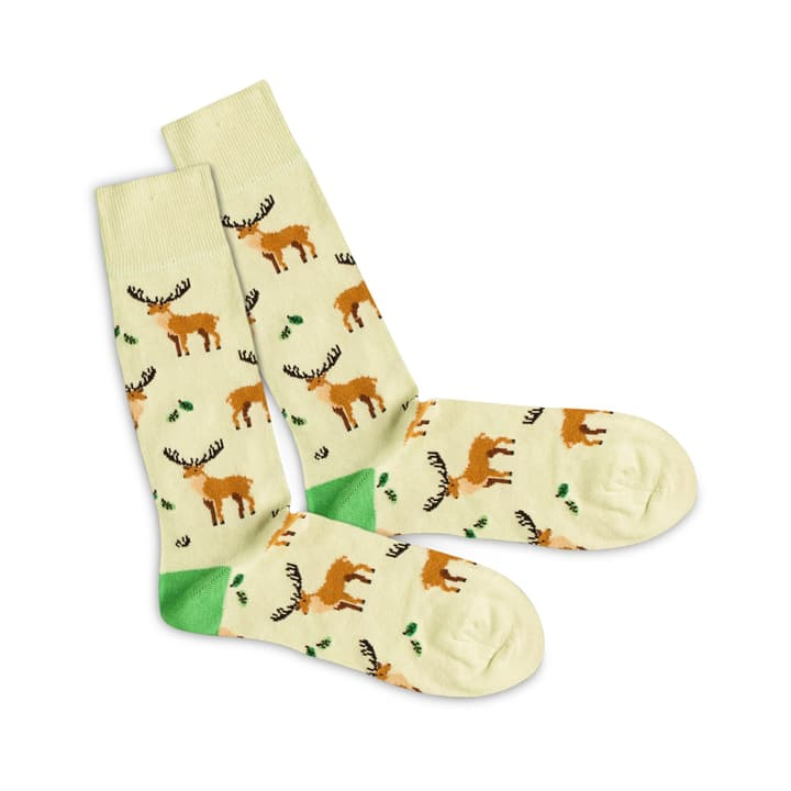 Dilly Socks Deer Pack Gr. 41-46 396121900000 N. figura 1