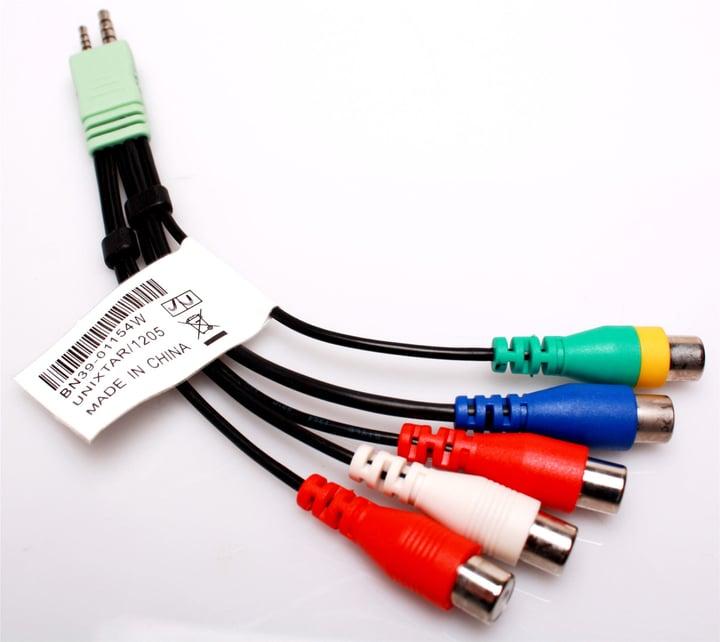 AV/Komponenten-Adapter Samsung 9000005879 Bild Nr. 1