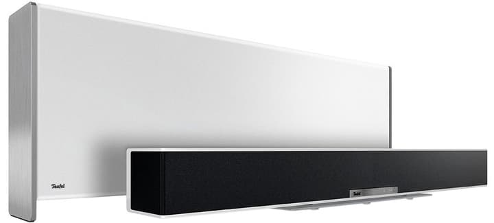 Streaming - Bianco Multiroom Soundbar Teufel 785300132823 N. figura 1