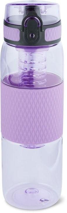 Trinkflasche mit Infuser 0.5L Cucina & Tavola 703044400045 Farbe Violett Grösse H: 22.5 cm Bild Nr. 1
