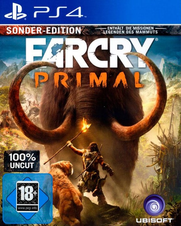 Far Cry Primal [PS4] (D Physique (Box) 785300133164 Photo no. 1