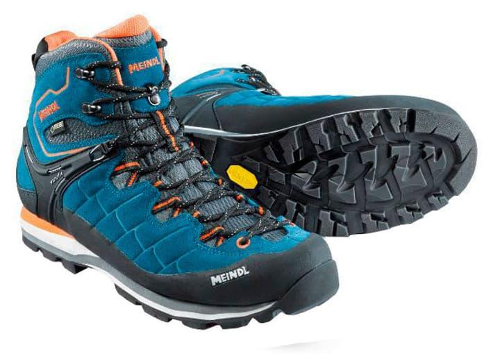 Litepeak GTX Chaussures de trekking pour homme Meindl 465510343040 Couleur bleu Taille 43 Photo no. 1