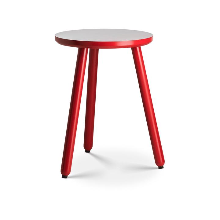 TRE Sgabello 360509008030 Dimensioni A: 44.5 cm Colore Rosso N. figura 1