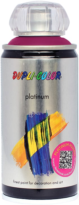 Vernice spray Platinum opaco Dupli-Color 660823500000 Colore Blackberry Contenuto 150.0 ml N. figura 1