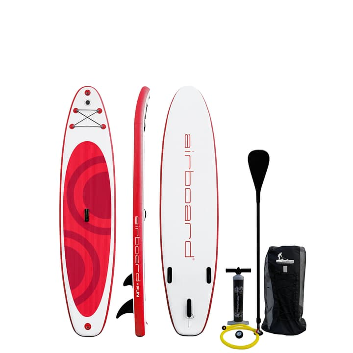 Fun SUP-Set Airboard 491087300030 Couleur rouge Taille Taille unique Photo no. 1