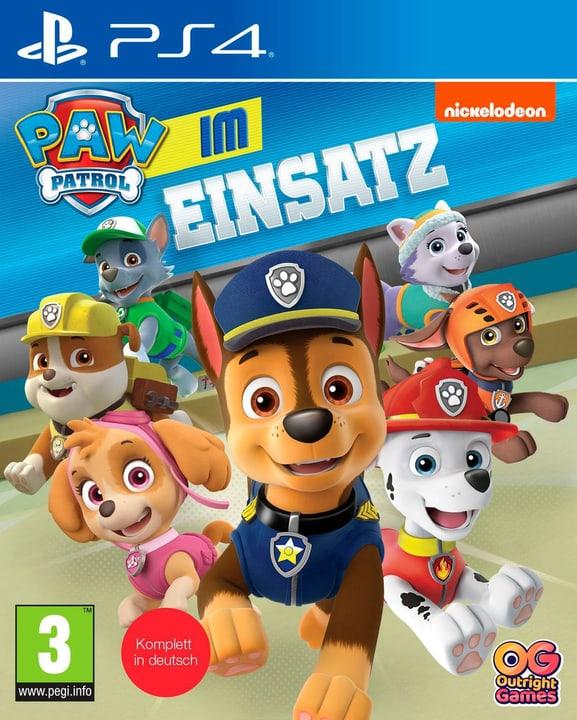 PS4 - Paw Patrol: Im Einsatz (D) Box 785300138150 Bild Nr. 1