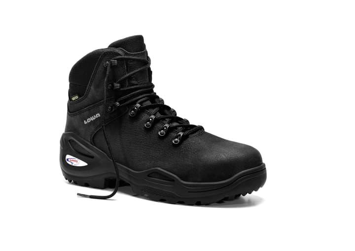 Phantom Work GTX Mid S3 Scarpe di sicurezza Lowa 460862343020 Colore nero Taglie 43 N. figura 1