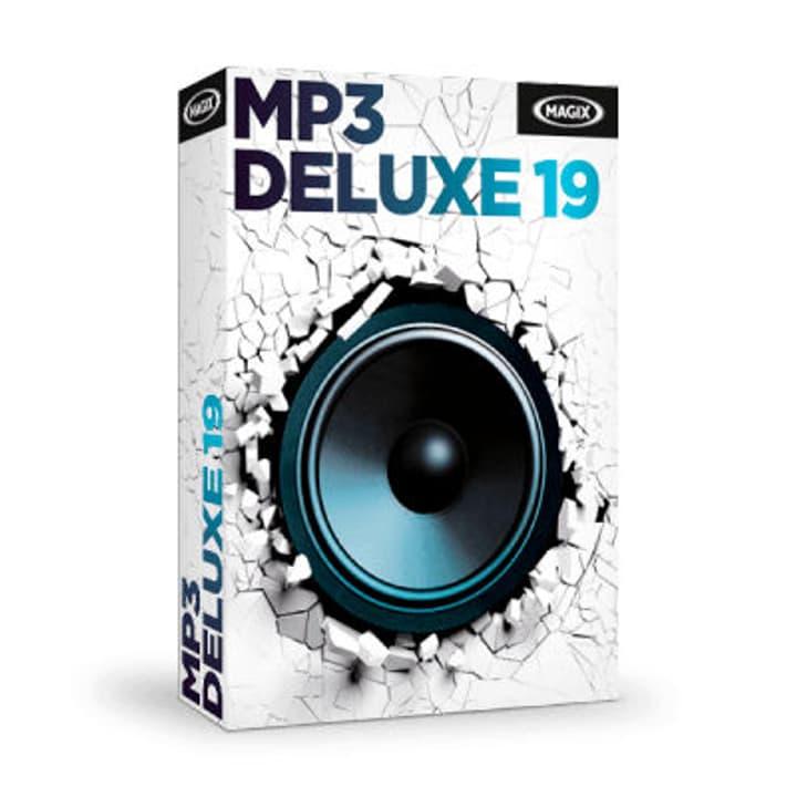 PC MAGIX MP3 Deluxe 19 DE Digital (ESD) Magix 785300133437 Photo no. 1