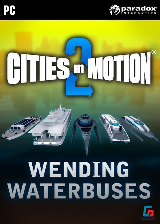 PC/Mac - Cities in Motion 2: Wending (D/E) Download (ESD) 785300134130 Photo no. 1