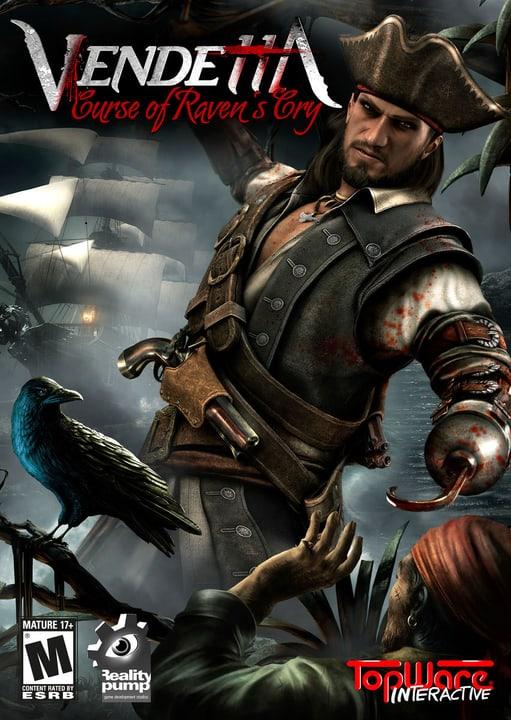 PC - Vendetta - Curse of Raven's Cry Numérique (ESD) 785300133906 Photo no. 1