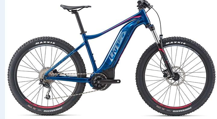 "Vall E+ 3 Power 27.5"" E-Mountainbike Liv 463352800440 Rahmengrösse M Farbe blau Bild Nr. 1"