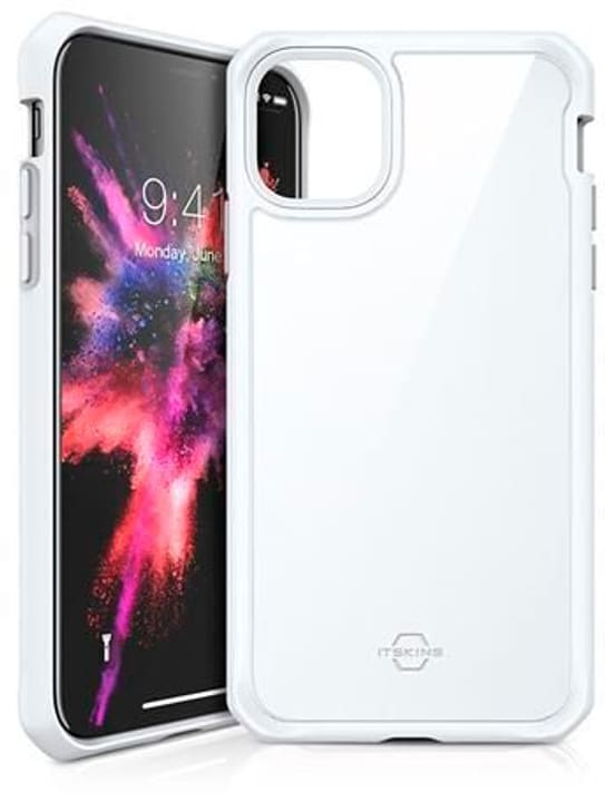 Hard Cover HYBRID GLASS white mat Coque ITSKINS 785300149441 Photo no. 1