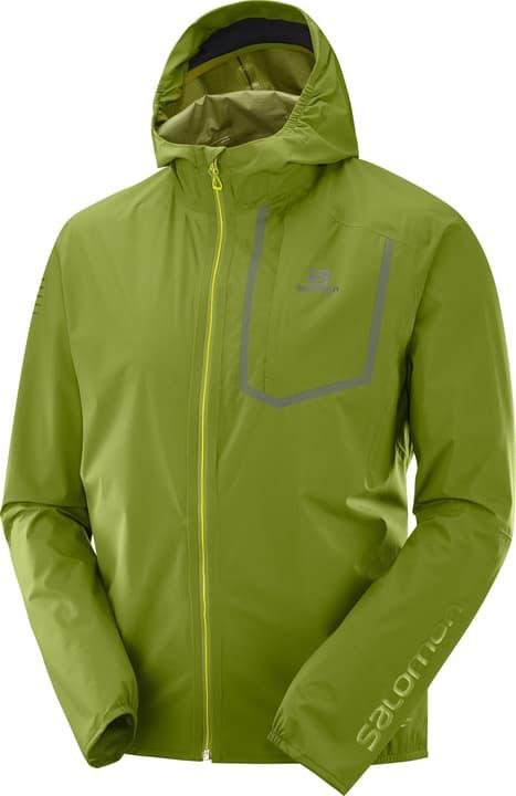 Bonatti Pro WP JKT M Veste pour homme Salomon 470174700668 Couleur vert mousse Taille XL Photo no. 1