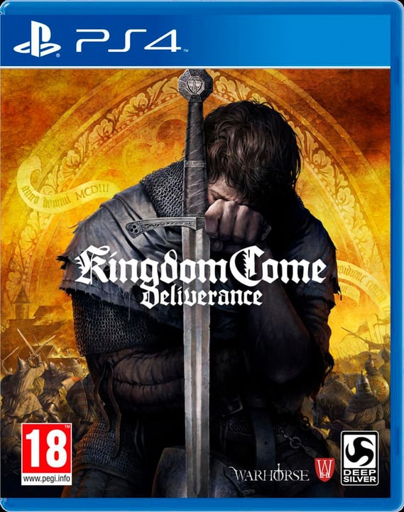PS4 - Kingdom Come Deliverance Day One Edition (D) Physique (Box) 785300131660 Photo no. 1
