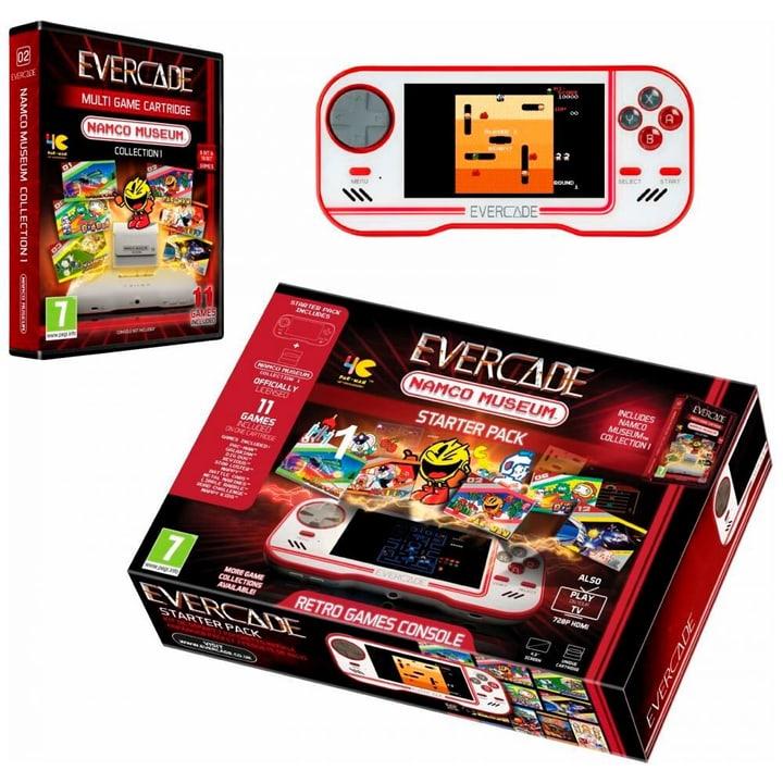 Evercade Starter Pack + Namco Cart 1 Console 785445200000 Photo no. 1