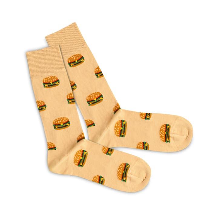 Dilly Socks Big Burger Gr. 41-46 396121600000 N. figura 1