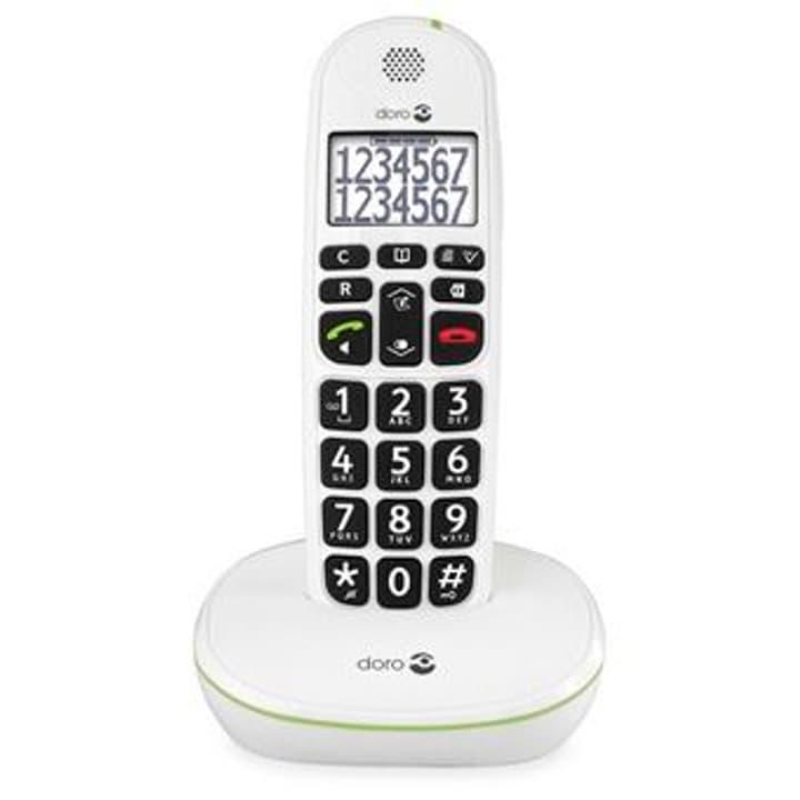 PhoneEasy110w blanc Téléphone avec technologie numérique DECT Telefono fisso Doro 785300124453 N. figura 1