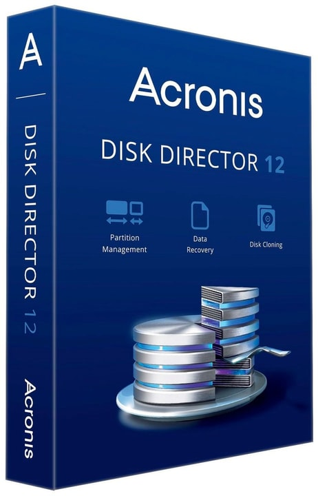 PC - Acronis Disk Director 12 Physique (Box) Acronis 785300123500 Photo no. 1