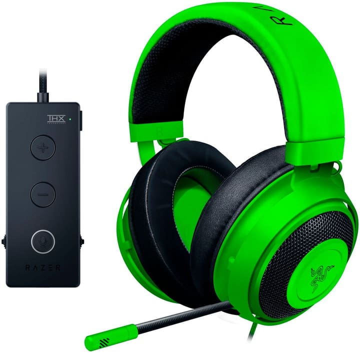 Headset Kraken Tournament Edition Headset Razer 785300141124 Bild Nr. 1