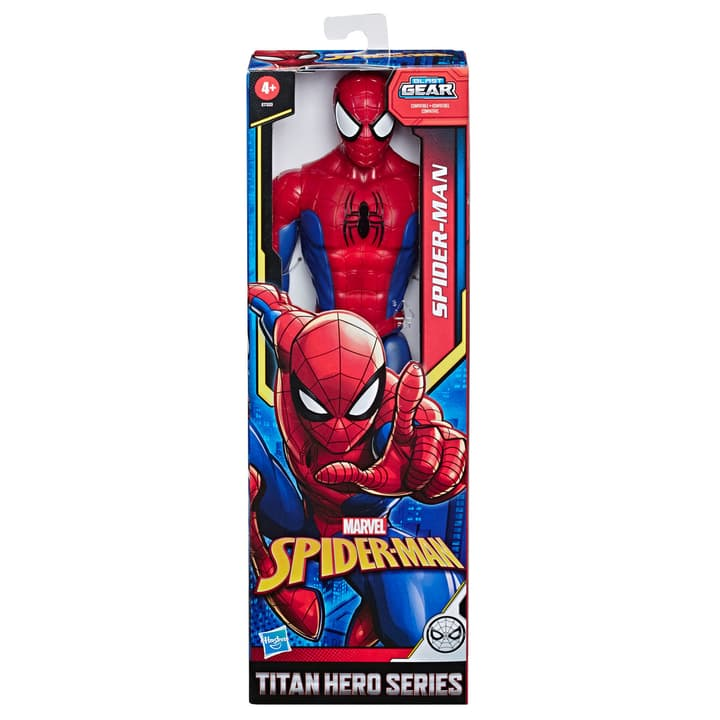 Spiderman Titan Figur 748663200000 Photo no. 1