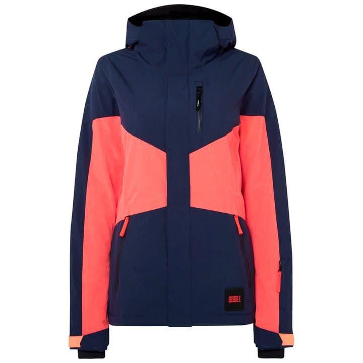 CORAL Jacket Damen Snowjacke O'Neill 462540900622 Farbe dunkelblau Grösse XL Bild-Nr. 1