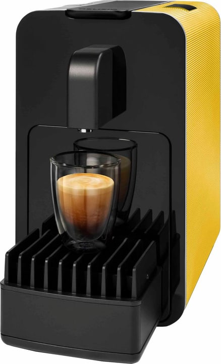 Viva B6 Macchina da caffè in capsule indian yellow Delizio 717440200000 N. figura 1