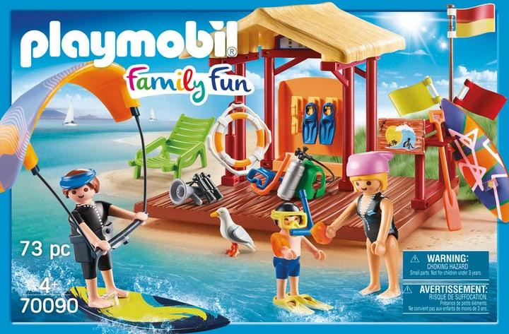 PLAYMOBIL 70090 sports nautiques 748013800000 Photo no. 1