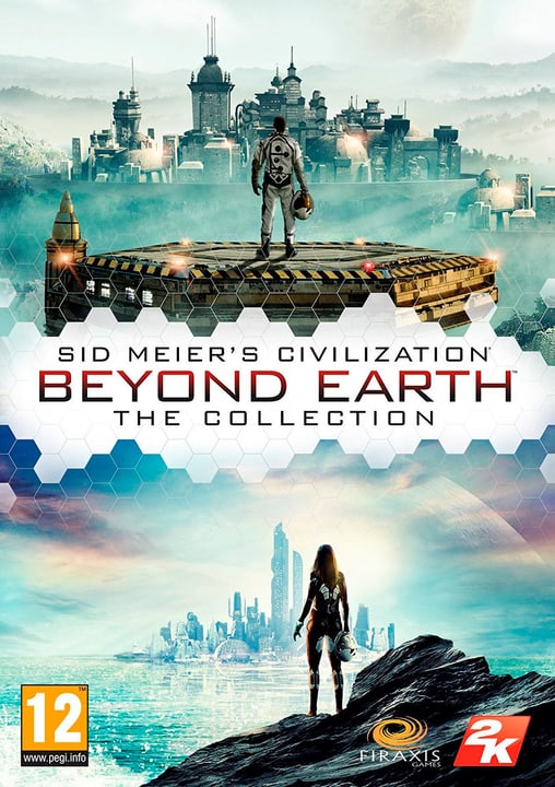 PC - Sid Meier's Civilization: Beyond Earth – The Collection Digitale (ESD) 785300133325 N. figura 1