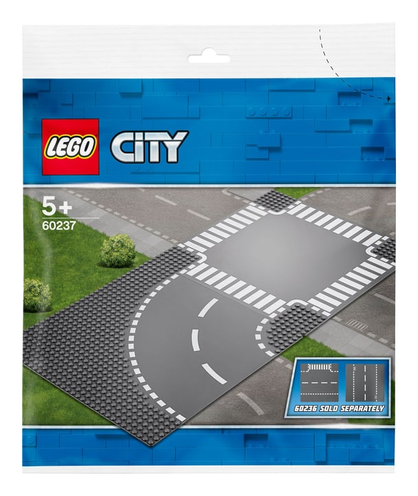 LEGO City 60237 Virage et carref 748708000000 Photo no. 1