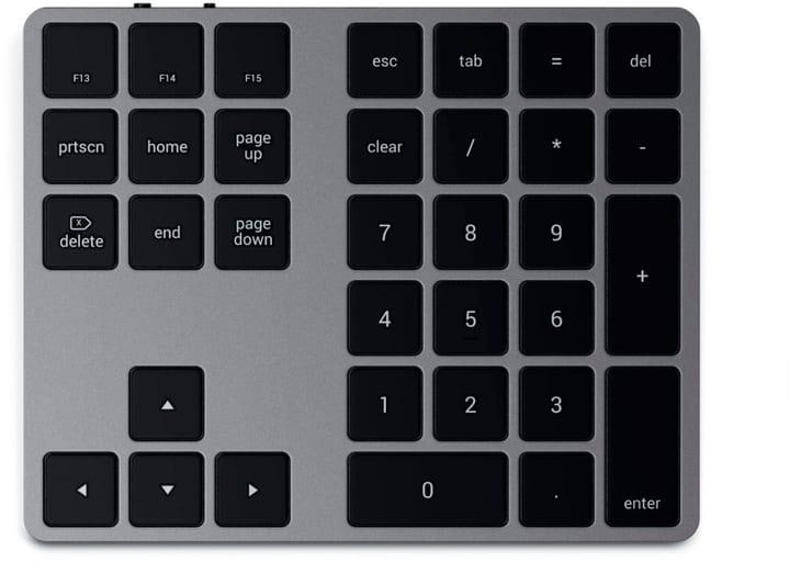 Alu Extended Keypad pavé numérique Satechi 785300149837 Photo no. 1