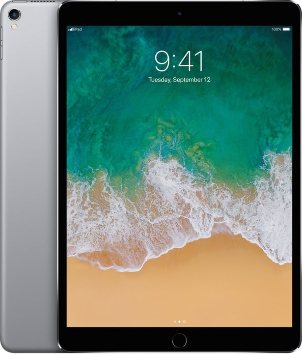 iPad Pro 10 WiFi 64GB space gray Tablet Apple 798186200000 N. figura 1