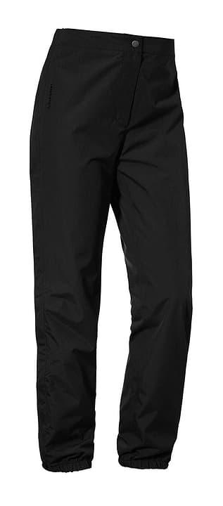 Easy Pants L 3 Pantalon de pluie pour femme Schöffel 462786103620 Couleur noir Taille 36 Photo no. 1