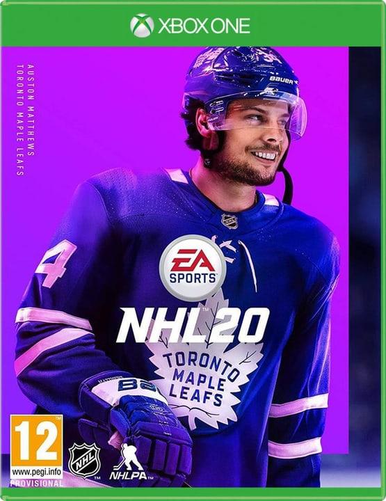Xbox One - NHL 20 Box 785300145731 Photo no. 1