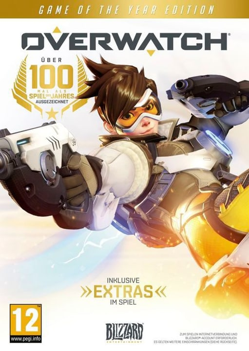 Overwatch - GOTY [PC] (F) Physique (Box) 785300128664 Photo no. 1