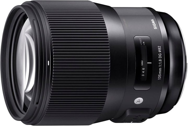 135mm 1.8 DG HSM Art, Nikon-AF Objectif Sigma 785300130280 Photo no. 1