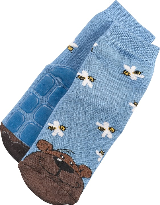 Image of ABS Socks Bear Antirutschsocken hellblau