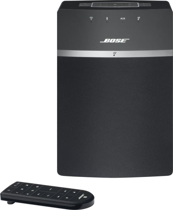 SoundTouch® 10 - Noir Haut-parleur Multiroom Bose 770532900000 Photo no. 1