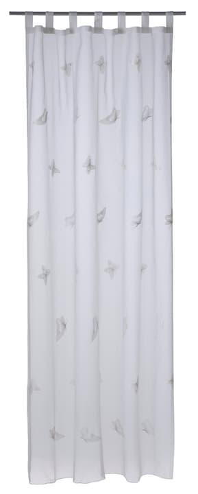 TORIBI Tenda da giorno preconfezionata 430265020610 Colore Bianco Dimensioni L: 140.0 cm x A: 245.0 cm N. figura 1