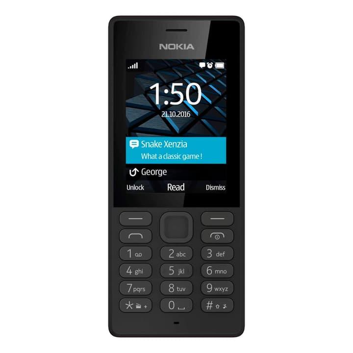 150 Dual SIM schwarz Mobiltelefon Nokia 794615900000 Bild Nr. 1