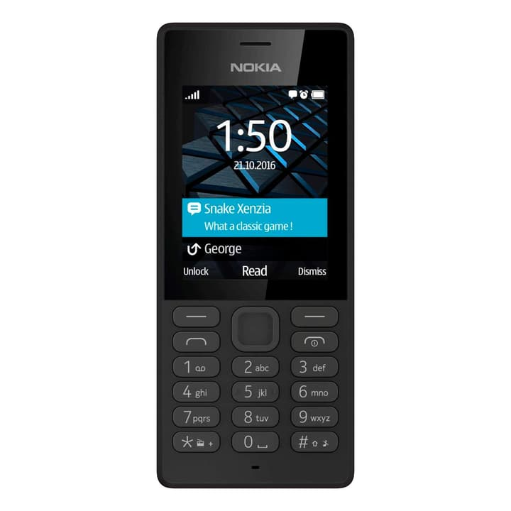 150 Dual-SIM nero Nokia 794615900000 N. figura 1