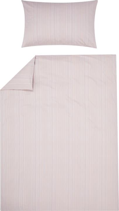 MARIO Perkal-Kissenbezug 451195210674 Farbe Beige Grösse B: 65.0 cm x H: 65.0 cm Bild Nr. 1