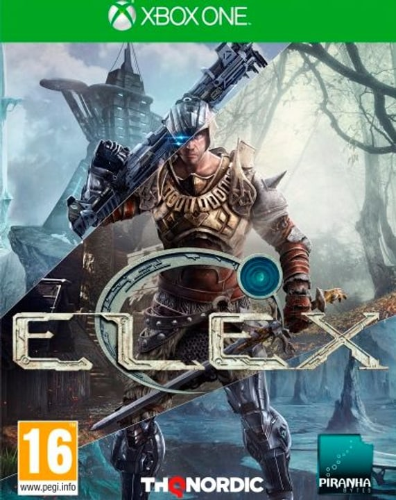 Xbox One - Elex Box 785300122617 Photo no. 1