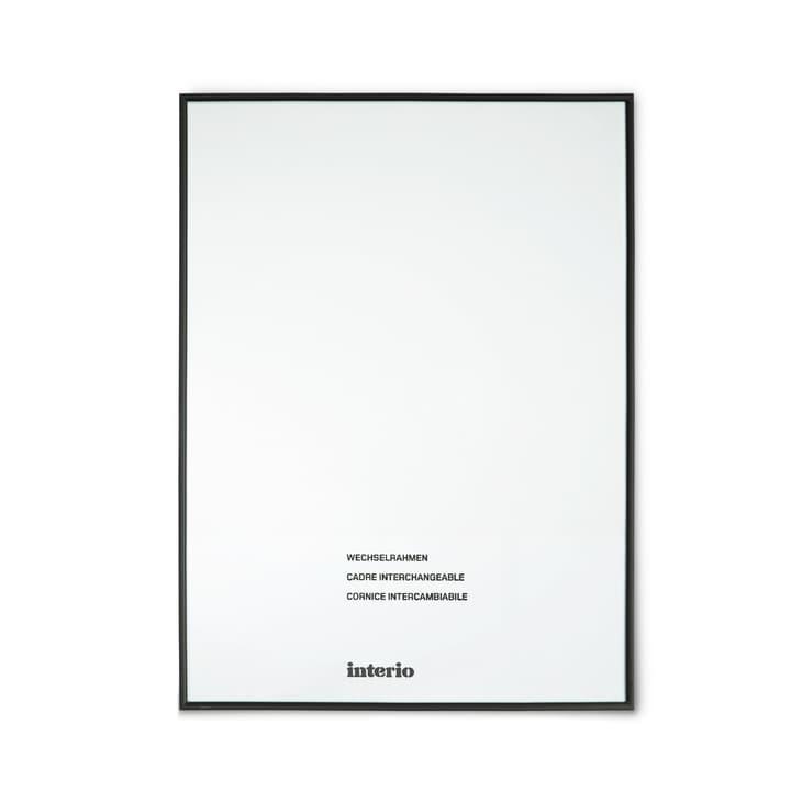 BRASILIA Cornice 384002821606 Dimensioni quadro 50 x 70 Colore Nero N. figura 1