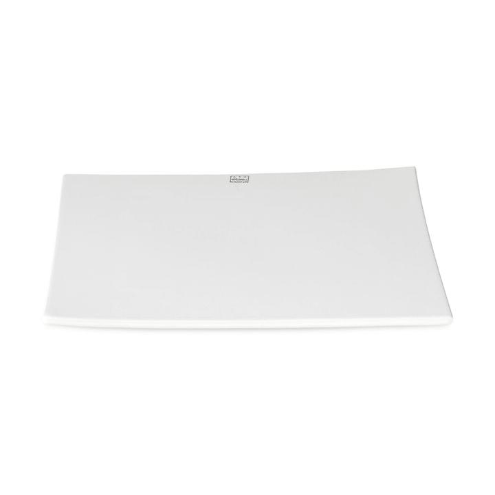 GRANDE Piatto ASA 393000138909 Dimensioni L: 34.5 cm x P: 34.5 cm x A: 2.6 cm Colore Bianco N. figura 1